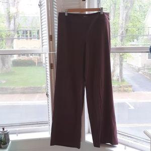 Maroon colour J.Jill pants.  Size 8